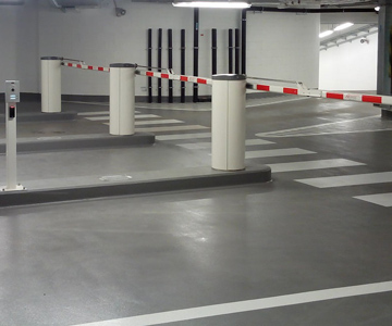 Parkplus barriers