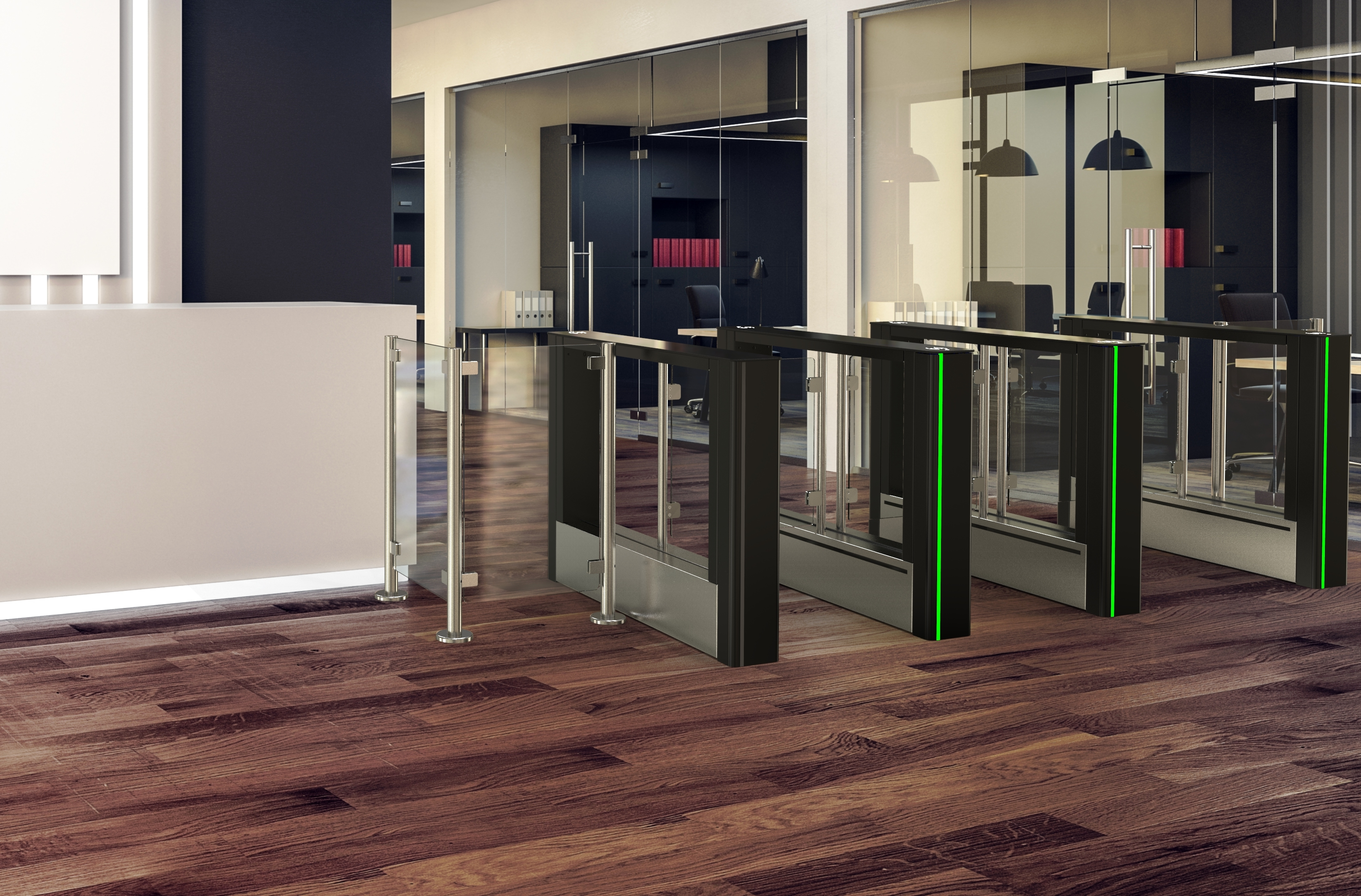 firstlane-security-turnstiles