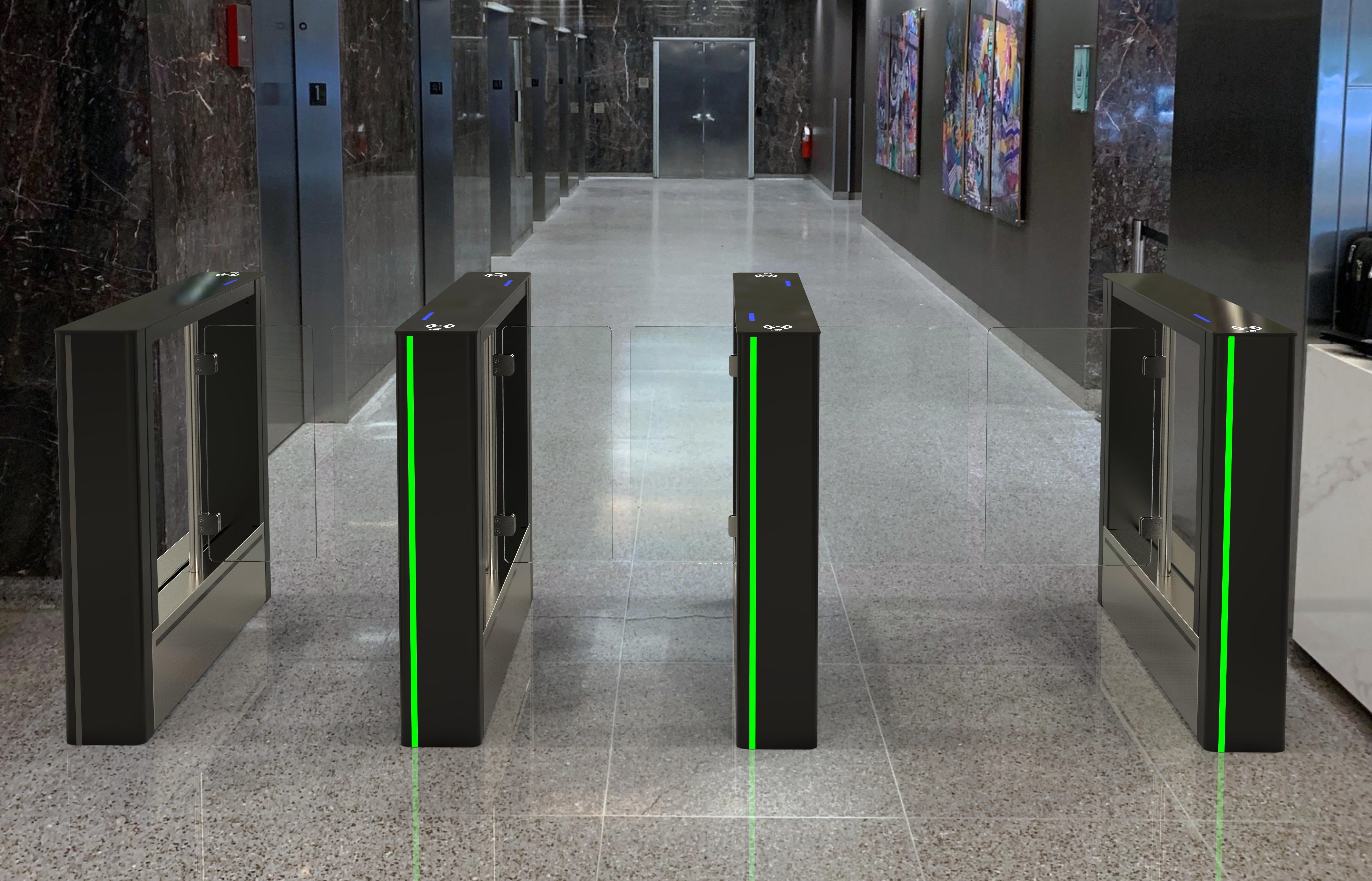FIRSTLANE couloirs rapides pour le contrôle daccès