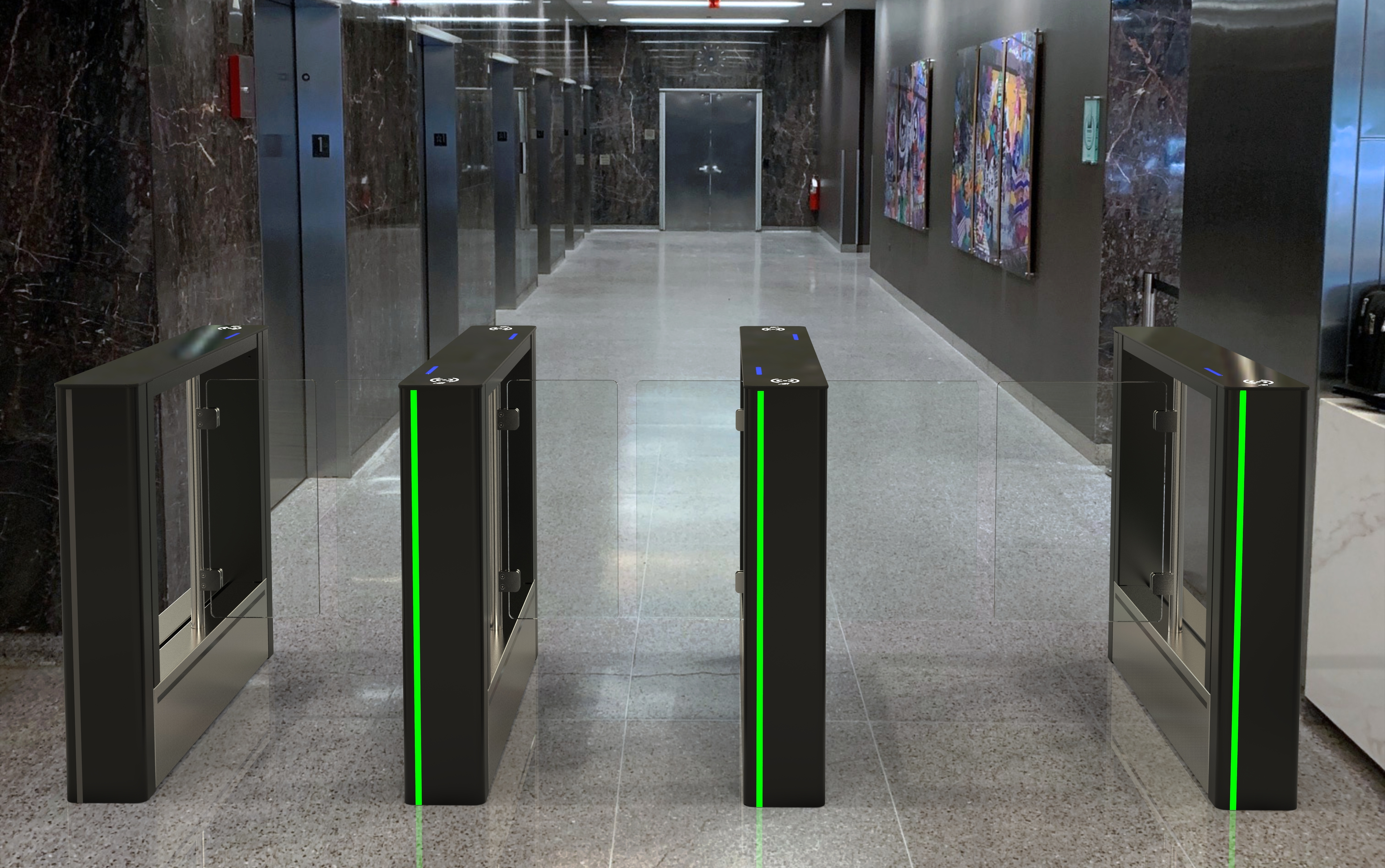 FirstLane speedgate Automatic Systems