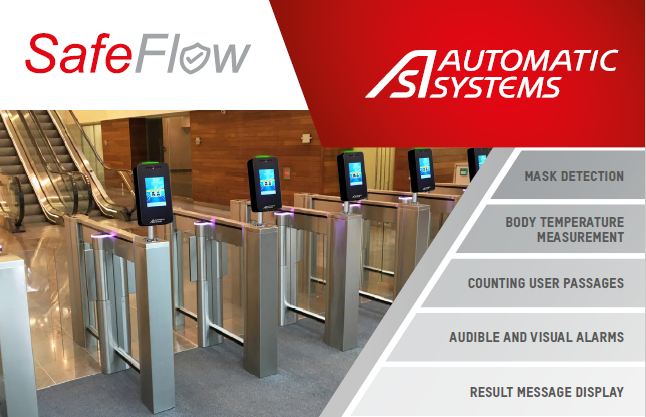 Cover - Brochure SafeFlow _ solutions covid