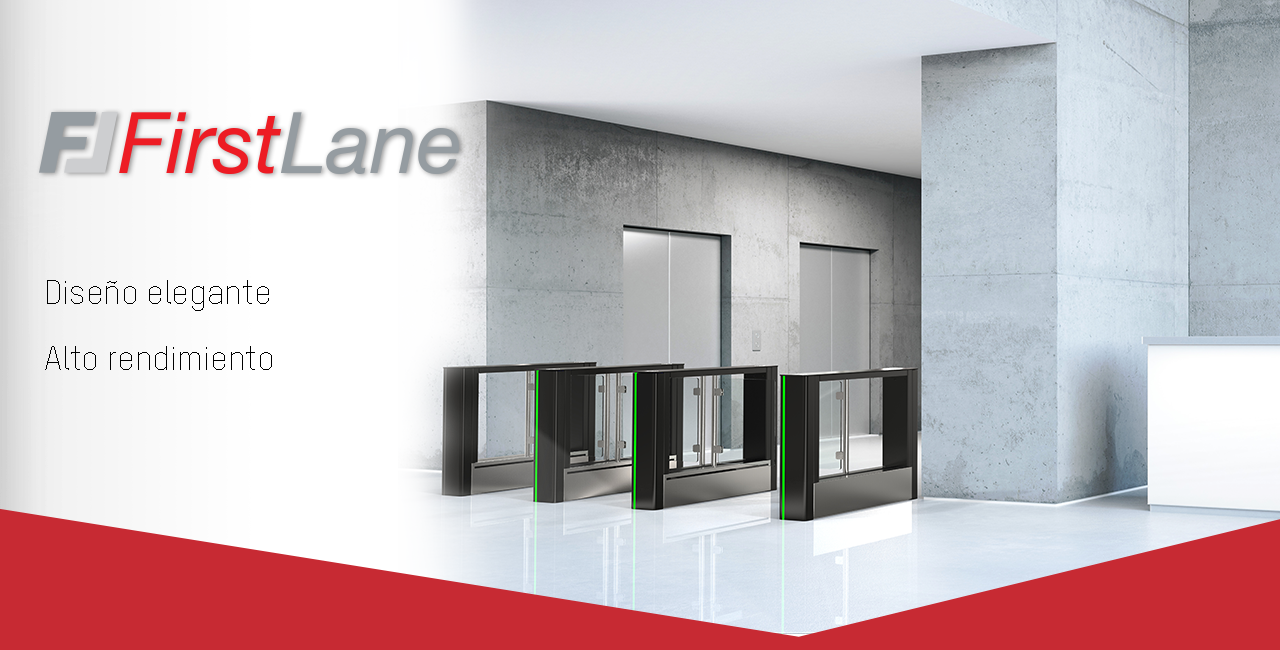 Firstlane pasillo de seguridad
