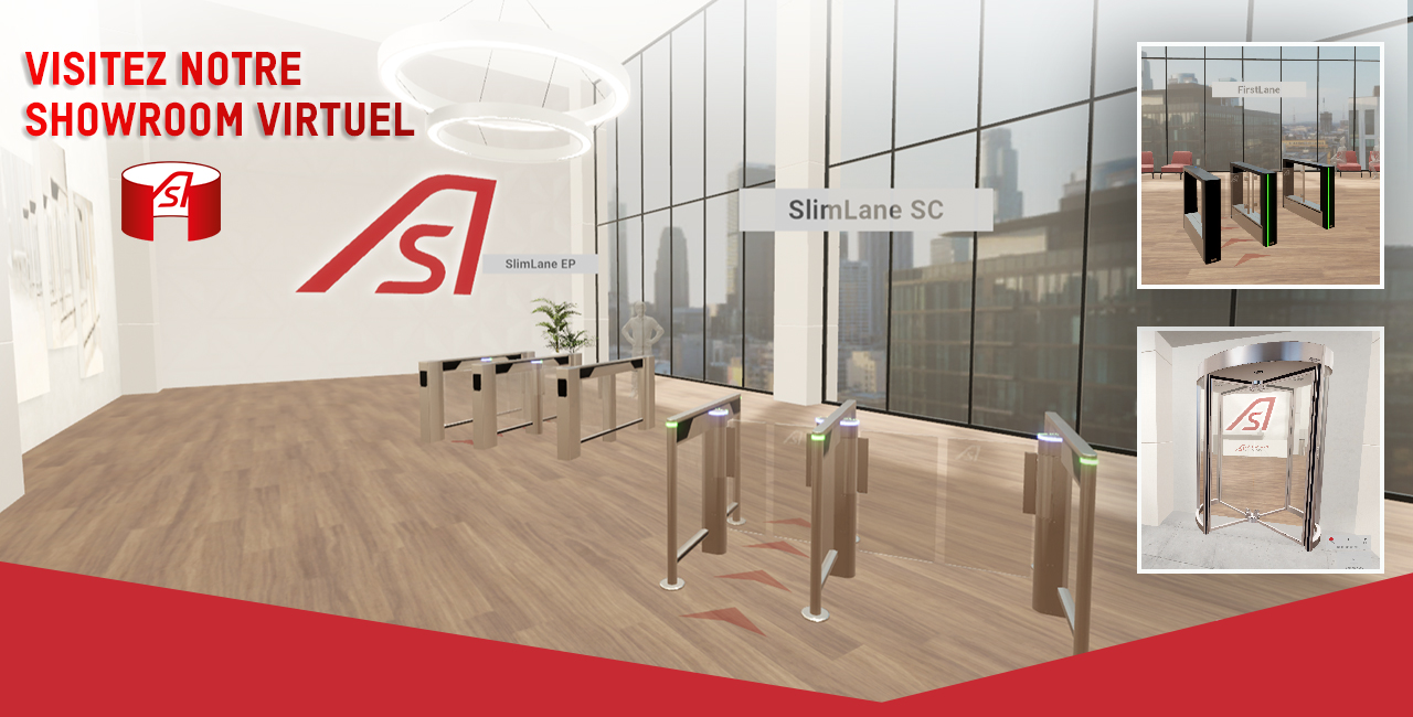 Showroom virtuel Automatic Systems