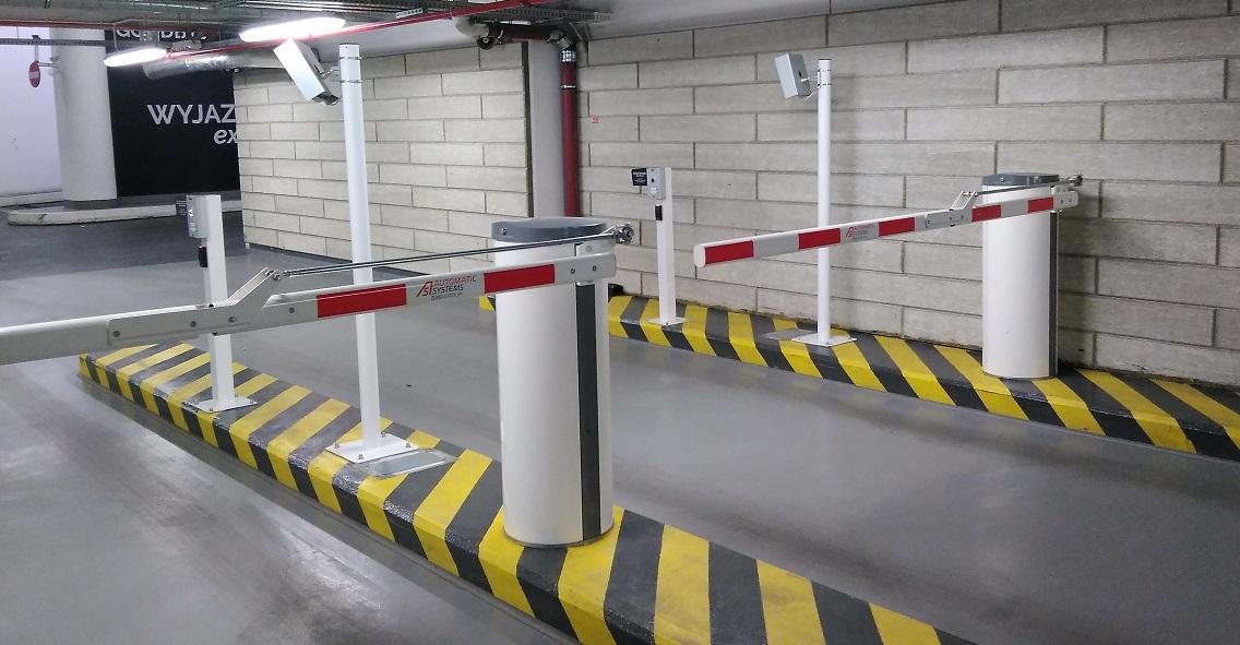 BL 15 parking barrier