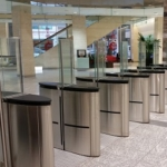 SmartLane 900-910 NAM Security Entrance Lanes Turnstiles Automatic Systems