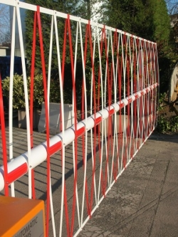 BL 46 NAM Automatic Systems Vehicle Security Barrier