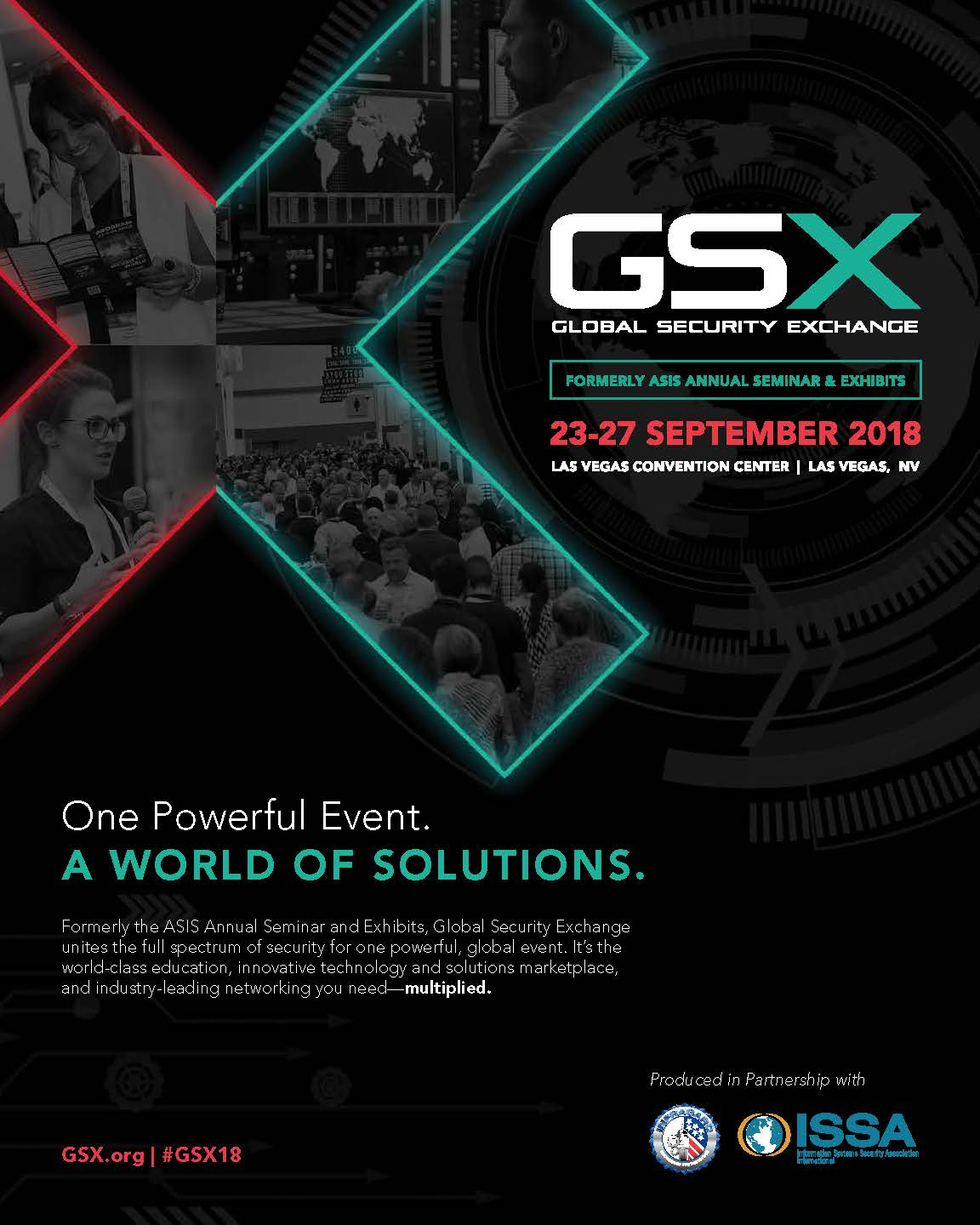 GSX 2018 Conference Automatic Systems